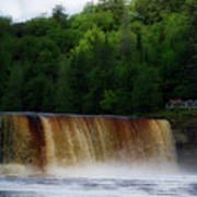 Tahquamenon Lower Falls Upper Peninsula Michigan 10 Poster