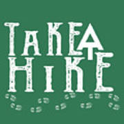 Take A Hike  Poster
