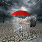 Take This.. It May Rain Poster