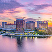 Tampa Bay Panorama  Poster