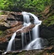 Upper Dill Falls Poster