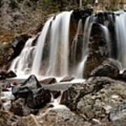Tangle Falls Closeup 5 Poster