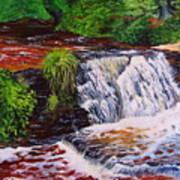 Taqua Falls Poster