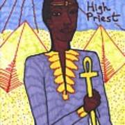 Tarot Of The Younger Self The High Priest Poster