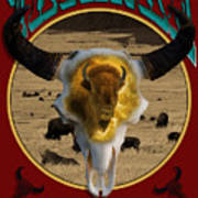 Tatanka American Bison Poster