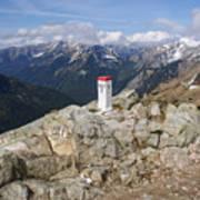 Tatra Mountains 1 Poster