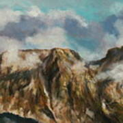 Tatry Mountains- Giewont Poster