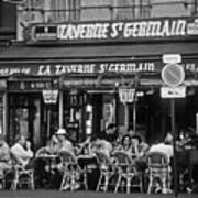 Taverne St. Germain, Paris Poster