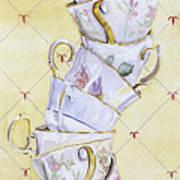 Tea - Ter Totter Poster