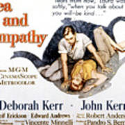 Tea And Sympathy, John Kerr, Deborah Poster by Everett