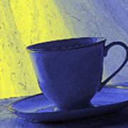 Teacup Poster