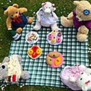 Teddy Bear Picnic Poster