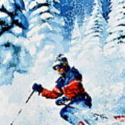 Telemark Trails Poster