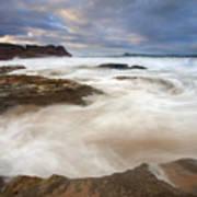 Tempestuous Sea Poster