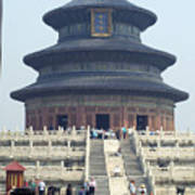 Temple Of Heaven Poster