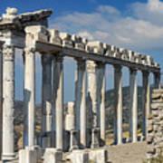 Temple Of Trajan View 3 Poster