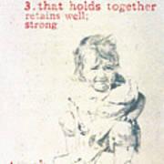 Tenacious Poster