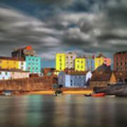 Tenby Harbour Pembrokeshire Poster