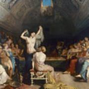 Tepidarium, 1853 Poster