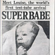 Test-tube Baby, 1978 Poster