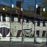 Tett Centre Reflection Poster