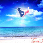 Texan Shine Poster