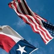 Texas Sky Poster