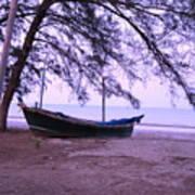 Thai Fishing Boat 04 Poster