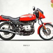 The 1982 R65ls Poster