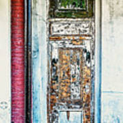 The Aged Door Poster
