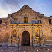 The Alamo - San Antonio Texas Poster