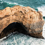 The Arch At Port Campbell National Park Poster