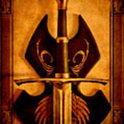 The Art Of War - Eternal Portrait Of A Warrior Poster