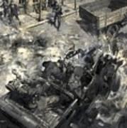 The Assassination Of Reinhard Heydrich Poster