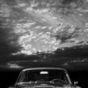The Aston Db5 Poster