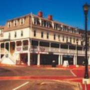The Atlantic House Inn - York Beach, Maine Poster