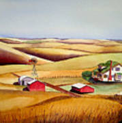 The Aune Farm Poster