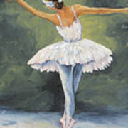 The Ballerina Ii Poster By Torrie Smiley