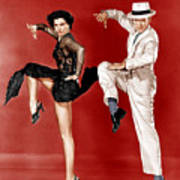 The Band Wagon, From Left Cyd Charisse Poster
