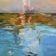 The Baptism of Jesus Poster