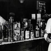 The Bartender Is Back - Prohibition Ends Dec 1933 Poster