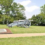 The Battle Of Yorktown Virginia Poster