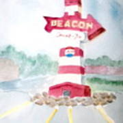 The Beacon Poster