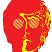 The Beatles No.09 Poster by Caio Caldas
