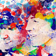The Beatles Tb Poster