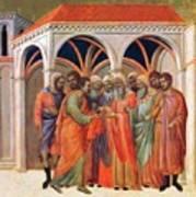 The Betrayal Of Judas 1311 Poster