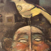 The Birdman Of Alcatraz Poster