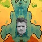 The Birth Of Rorschach The Inventor Of The Inkblot Test Poster