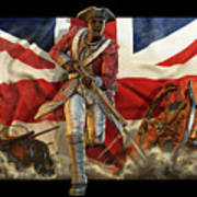 The Black Loyalist Poster by Kurt Miller