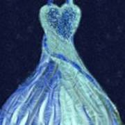The Blue Dress Poster